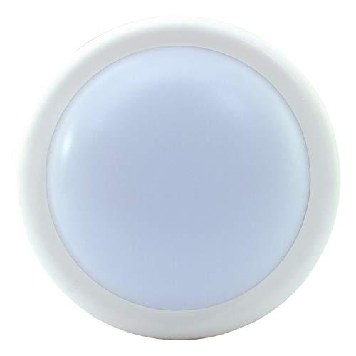 REV 2102014100 Rundleuchte, LED Wand- Deckenlampe, 14W, IP44, Ø20cm, bis 25.000h, weiss