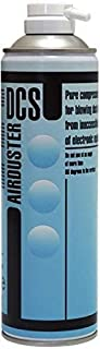 DCS Spray Duster 400ml Aerosol Airduster 1-pack