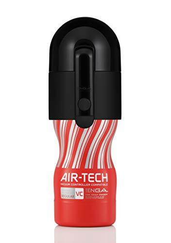 TENGA AIR-TECH , masturbateur pour homme réutilisable, Regular, texture et matière normales, compatible avec Vacuum Controller