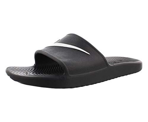 Nike KAWA Shower, Ciabatte Uomo, Nero (Black/White 001), 44 EU