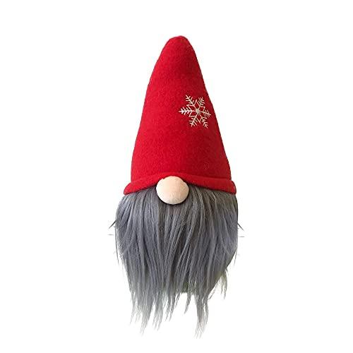 Midlee Gnome Hidden Ball Christmas Dog Toy