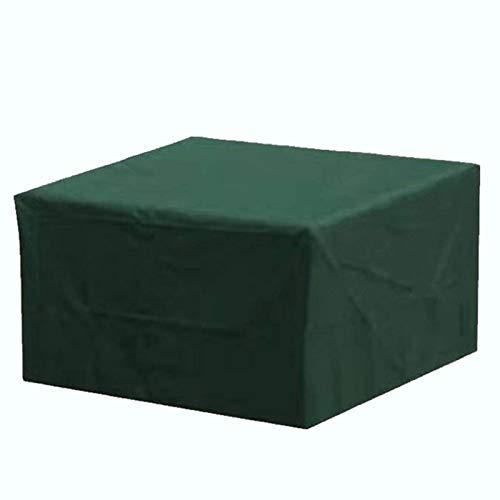 ZXHQ Cubierta De Muebles JardíN 330x213x58cm, Protectora para Mesa De Patio, Funda Muebles Terraza Exterior Impermeable Anti Rayos UV A Prueba Viento para Sofa Mesas Y Sillas
