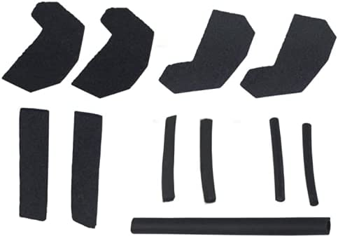 high quality TonGass Replacement Foam Blocker Seal Kit for Jeep Wrangler JK 2011-2014 Models -17 Pieces Foam Kit Replaces popular Part Number 68026937AB outlet online sale -Easy to Install Peel and Stick Precut Foam Pieces online