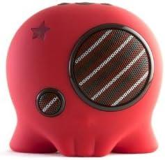 Boombotix Boombot2 Portable Weatherproof Bluetooth Wireless Speaker Red product image