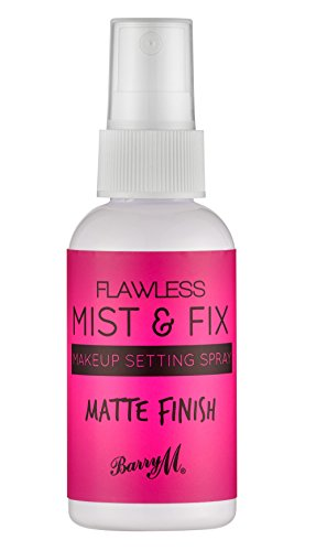 Barry M Mist & Fix Makeup Setting Spray Matte 50ml