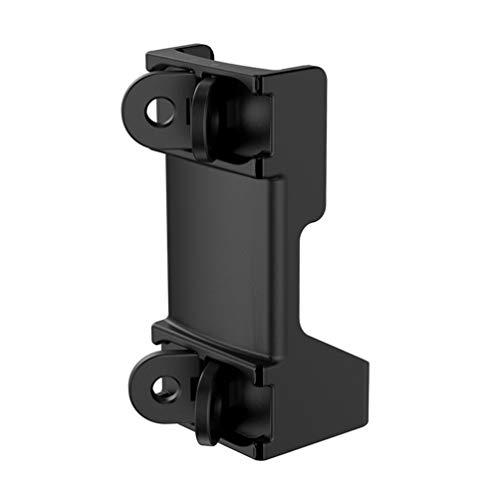 CLISPEED Supporto per Fotocamera da Bici per Osmo Pocket 2 Supporto per Adattatore per Gimbal Girevole per Mountain Bike da Moto Accessori per Manubri per Bici