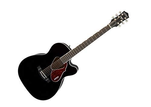 Gretsch G5013CE Rancher BLK · Guitarra acústica