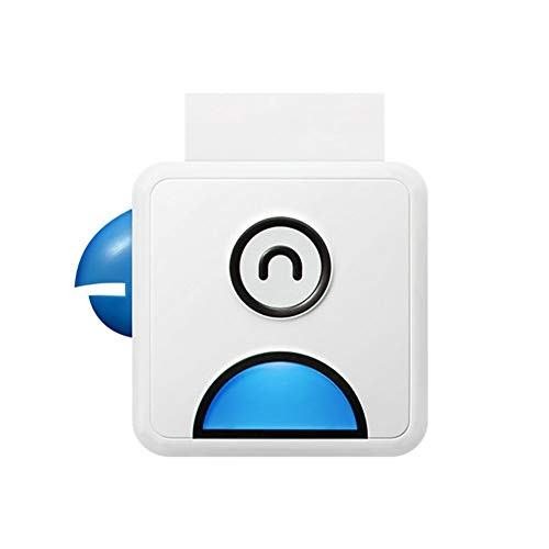 LYN Tragbarer Fehler Drucker, HD-Foto Instant Printer, Thermal Memo Barcode-Maschine