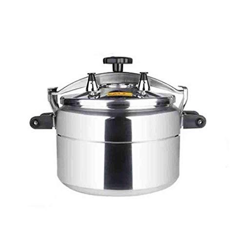Cocina de presión de gran capacidad 7-80L, cocina de presión multifunción de aleación de aluminio, olla a presión a prueba de explosiones para restaurantes, adecuado para restaurantes escolares, etc.