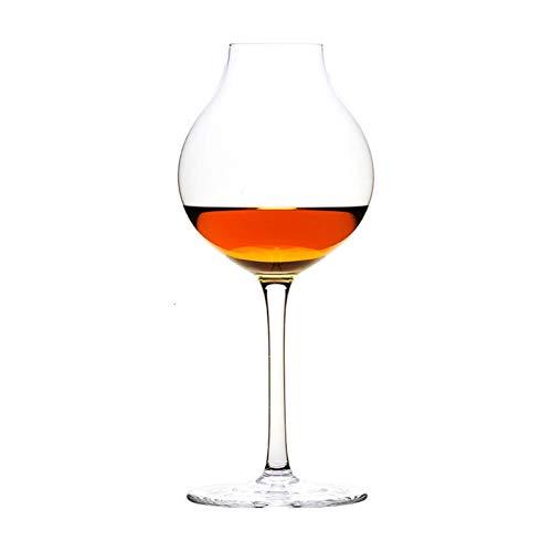 SKVVIDY WeingläSer Set Professionelles Mixer-Glas für Bartender-Wein-Taster-Kristall-Becher-Becher-Weinglas...