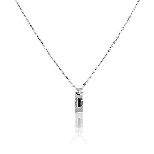 Halskette Rock Stahl – Herren – 50 cm