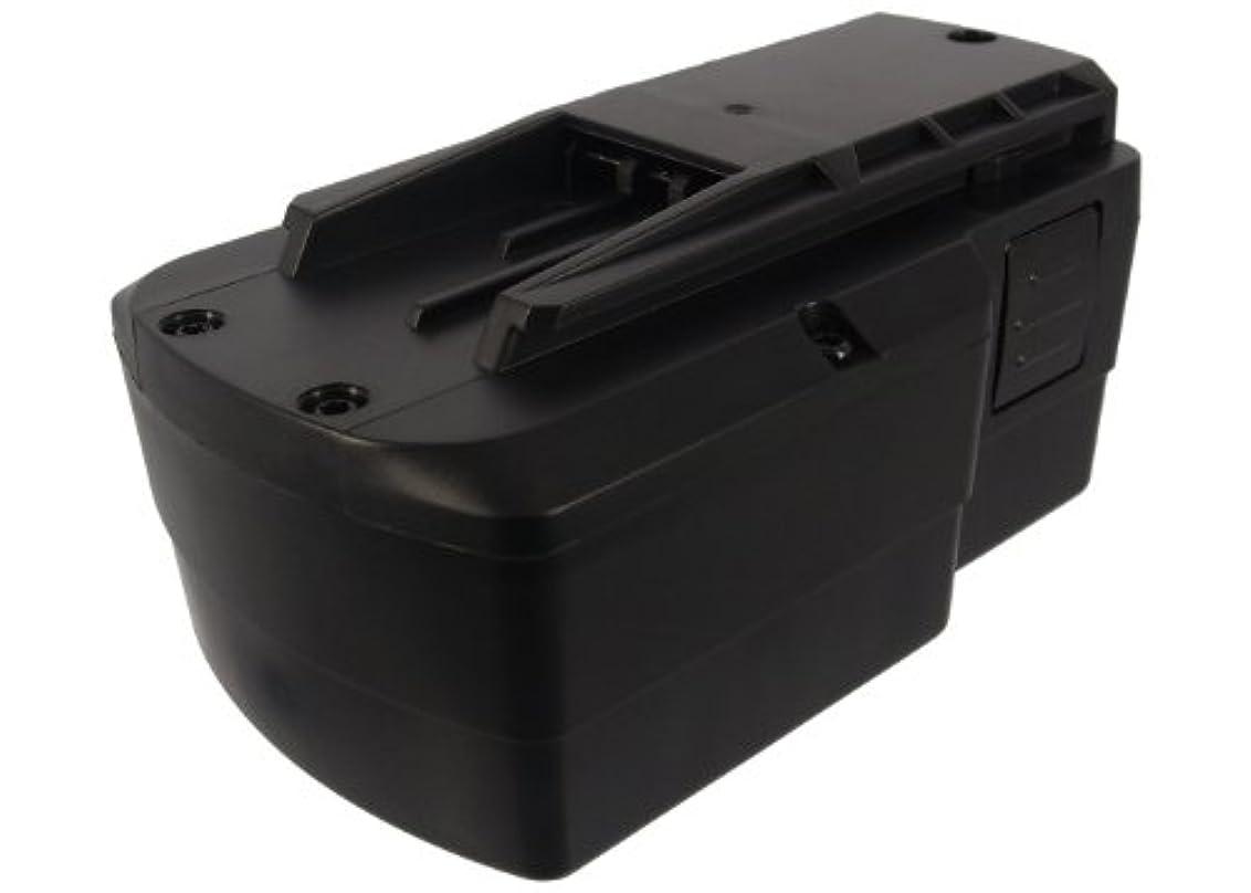 電気の亡命評議会2100mAh FESTOOL 491 823 492 269 6S BPS15 BPS15.6 互換バッテリー 対応電池
