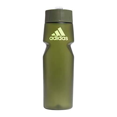 adidas Trail BTTL 0,75 Water Bottle, Unisex-Adult, Wild Pine/Solar Yellow, Talla Única