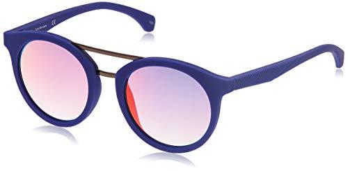 Calvin Klein 205W39nyc Ckj817S 426 48 Gafas de Sol, Soft Touch Electric Bluee, Unisex