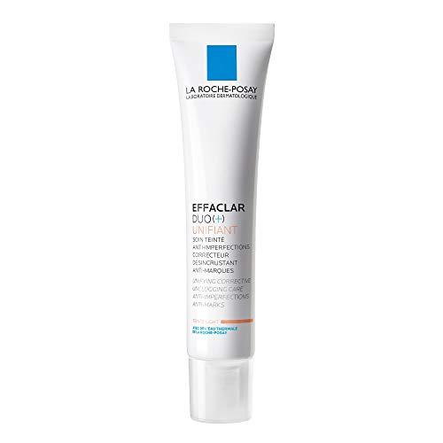 Effaclar Duo Plus Unifiant - Light Shade by La Roche-Posay for Unisex - 1.35 oz Treatment