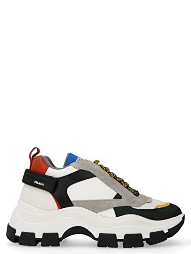 Prada Luxury Fashion Herren 2EE3248REF098Z Weiss Sneakers | Herbst Winter 19