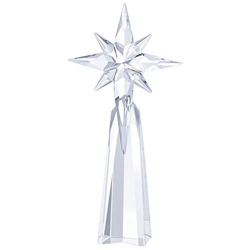 Swarovski Nativity Scene-Star, Cristallo, Trasparente, 5 X 2,8 X 3,4 Cm