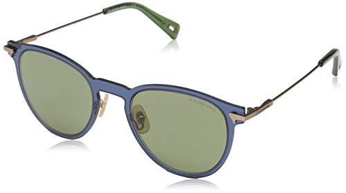 G-STAR RAW Sonnenbrille GS132S-414-51 Gafas de sol, Azul (Blau), 51.0 Unisex Adulto