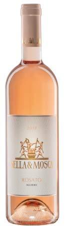 6 x 0.75 l - Alghero Rosato Doc, Vino rosato sardo.prodotto dalla grande cantina Sella & Mosca