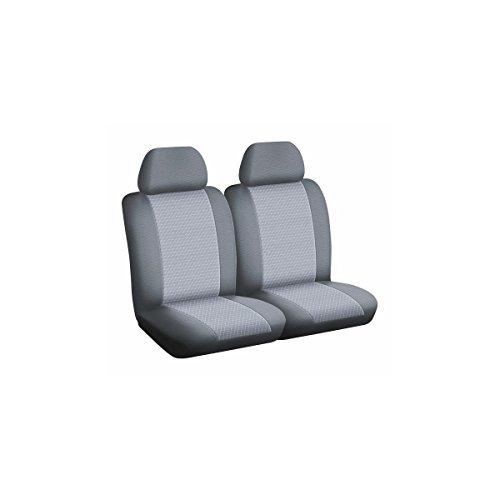 ADNAuto Housse siège Auto sur-Mesure Utilitaire : Volkswagen Caddy Van (02/2011-2017)