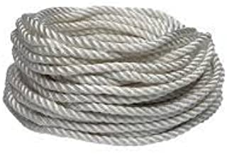 EVERSTRONG 100% Nylon Twisted Rope in 200 Ft hank x various sizes, 3/16