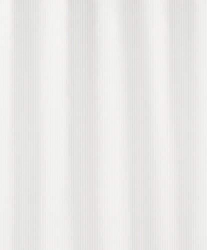 Kleine Wolke 4935100350 Duschvorhang Sanna, 240 x 200 cm, weiß