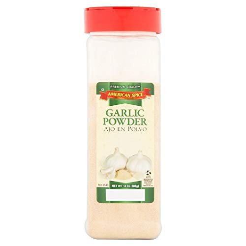 Special price for a limited time American Spice Trading Company Inc. Powder oz Sale item Garlic 14