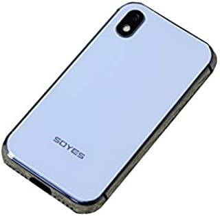 SOYES XS Smart super Mini 4G Mobile Phone Android System 7.0 Ultra-Thin 3 Inch 16G Memory Quad-core Built-in Battery 1580mAh (WHITE)