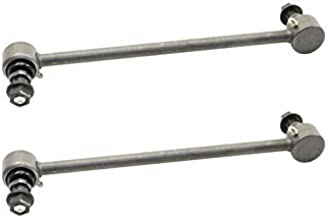 Detroit Axle - Pair (2) Front Stabilizer Sway Bar Links for Hyundai Accent Elantra Tucson Veloster Kia Forte Forte5 Rio Soul Sportage