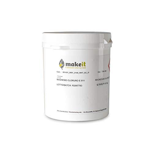 Cloruro de magnesio (cloruro de magnesio) - Suplemento de magnesio conforme a la Farmacopea Europea (100 g)