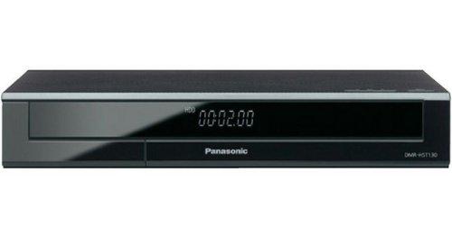 Panasonic DMR-HST130EG9 Premium Set-Top-Box (Twin HD DVB-S Tuner, 500 GB Festplatte, 2x CI+ Slot, WLAN, Internet Apps, HbbTV, Miracast, USB 2.0) schwarz