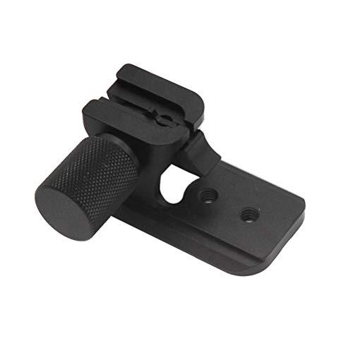 Uonlytech Aluminium-Schnellwechsel-Objektivplatte für Nikon 70-200 VR VRII / F2.8
