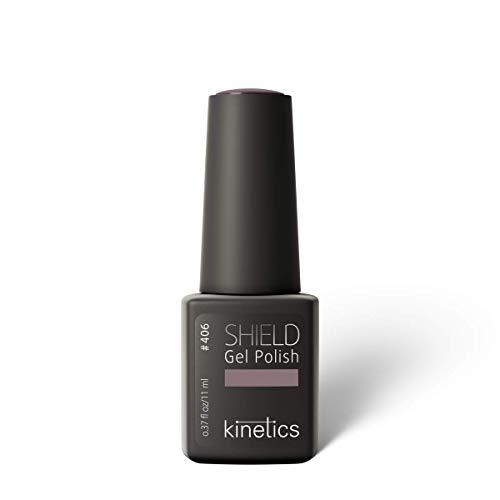Shield-Gel-Nagellack, 11 ml, permanent, LED- und UV-Lack, Almost Naked #406