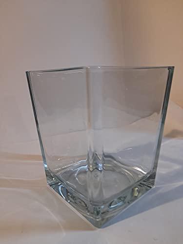 Vaso porta fiori vetro trasparente ikea 17 cm