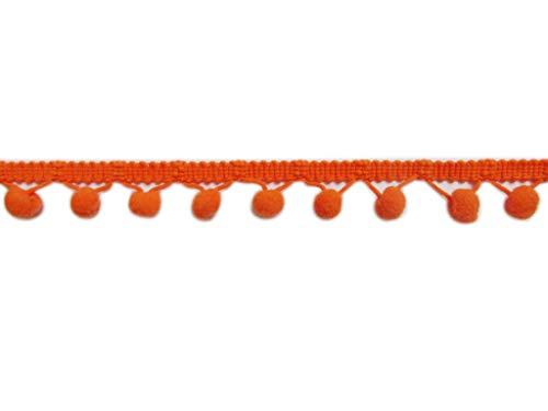 YYCRAFT 20 Yards 7/8 Inch Pom Pom Trim Continuous Trim Lot Wholesale Ball...