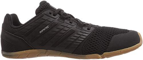 Inov8 Chaussures pour Homme Bare-xf 210 V2, Homme, Chaussures, Caoutchouc Noir, 10.5 UK