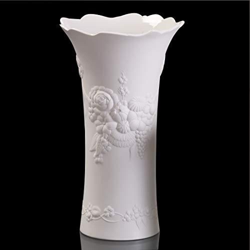 Kaiser Porzellan Vase Flora Blumenvase Dekoartikel Blumengefäß NEU OVP 29,00 cm