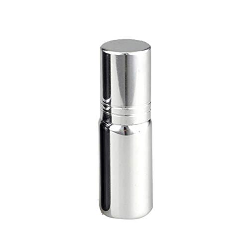 Botella de Aceite Esencial de Vidrio UV de 5 ml Botella de...
