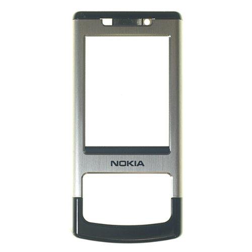 Nokia 6500 Slide A Cover Nero/Argento
