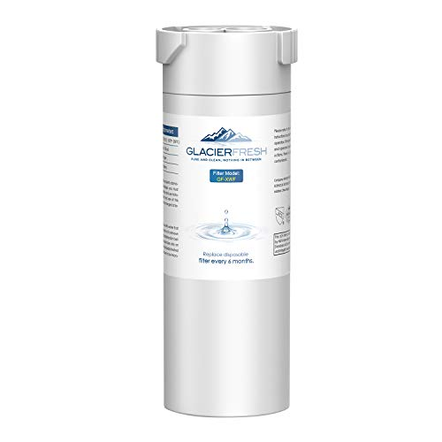 GLACIER FRESH XWF Replacement For GE XWF Refrigerator Water Filter Pack of 1