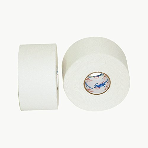 Jaybird Jaybird & Mais EX1 One Premium Nicht elastisches Sportband: 1 in. x 15 yds. (Weiß)