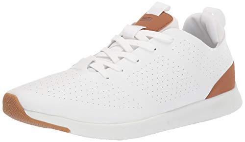 Steve Madden Men's Royale Sneaker, White, 12 M US