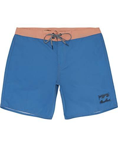 """BILLABONG™ All Day 17"""" - Bañador de Surf de pantalón - Hombre - 36 - Azul"""