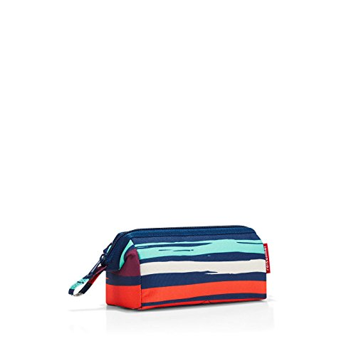 Travelcosmetic XS 19 x 10 x 8,5 cm 1,5 l, Rayures artistiques. (Multicolore) - WD3058