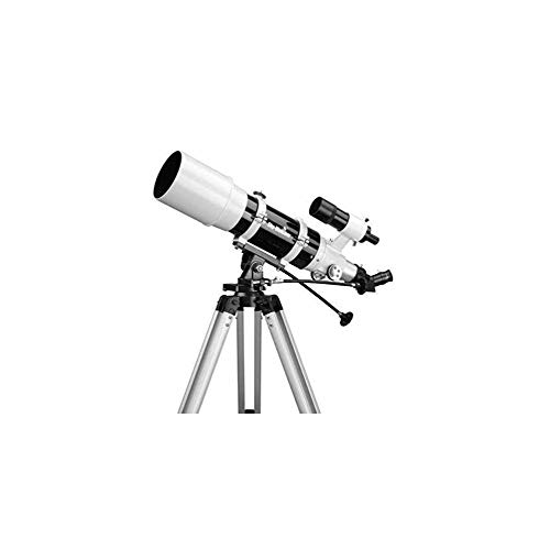 Sky-Watcher 120mm Telescope with Portable Alt-Az Tripod – Portable f/5 Refractor Telescope – High-Contrast, Wide Field – Grab-and-Go Portable Complete Telescope and Mount System, S10105