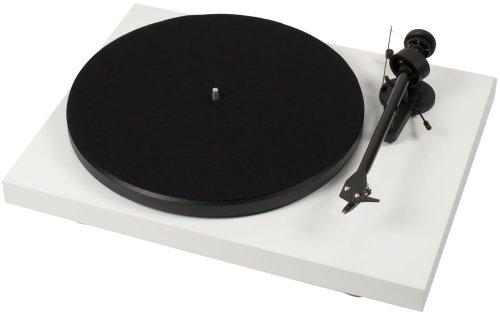 Pro-Ject Debut Carbon Phono USB (DC) - Tocadiscos (2.0, DC, 15V, 1W, Color blanco, Metal)