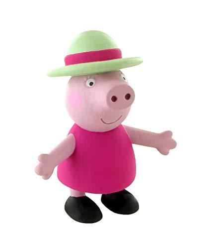 Comansi Abuela Peppa Pig. Figura licenciada no articulada (Y90152)