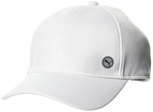 PUMA Damen W's Sport Cap, Bright White, OSFA