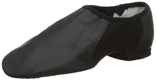 Bloch Damen Neo-Flex Slip On Tanzschuhe-Jazz & Modern, Schwarz (Black), 39 EU, (8.5 US)