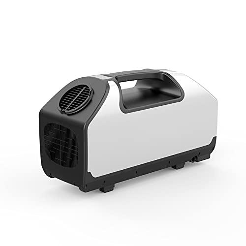 OANCO Nuovo Mini Condizionatore Portatile 12V 24V 220V Adatto per Camion,Camper,Campeggio All aperto Outdoor (Color : DC 12V+DC 24V+AC 220V)